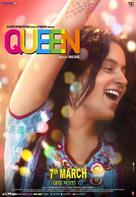 Queen - Indian Movie Poster (xs thumbnail)