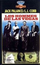 Las Vegas, 500 millones - French VHS cover (xs thumbnail)