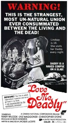 Love Me Deadly - Movie Poster (xs thumbnail)