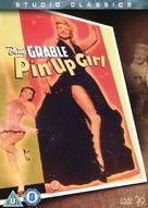 Pin Up Girl - British DVD cover (xs thumbnail)