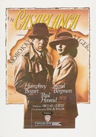 Casablanca - Argentinian Re-release movie poster (xs thumbnail)