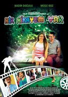 Bir hikayem var - Turkish Movie Poster (xs thumbnail)