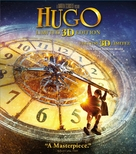 Hugo - Canadian Blu-Ray movie cover (xs thumbnail)