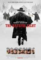 The Hateful Eight - Canadian Movie Poster (xs thumbnail)