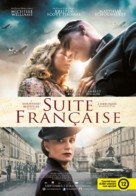Suite Française - Hungarian Movie Poster (xs thumbnail)