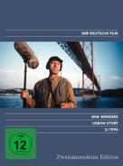 Lisbon Story - German DVD cover (xs thumbnail)