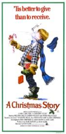A Christmas Story - Australian Movie Poster (xs thumbnail)
