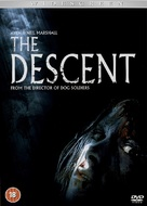 The Descent - British Movie Cover (xs thumbnail)