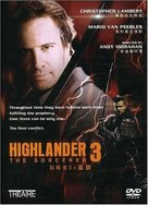 Highlander 3 - Chinese DVD cover (xs thumbnail)