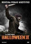Halloween II - Polish Movie Cover (xs thumbnail)