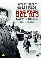Man from Del Rio - British Movie Cover (xs thumbnail)