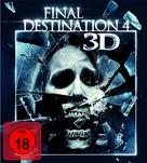 The Final Destination - German Blu-Ray movie cover (xs thumbnail)
