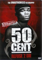 50 Cent: Refuse 2 Die - DVD cover (xs thumbnail)