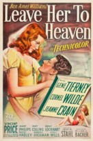 Leave Her to Heaven - Movie Poster (xs thumbnail)