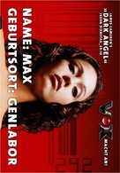 """Dark Angel"" - German Movie Poster (xs thumbnail)"