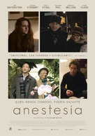 Anesthesia - Mexican Movie Poster (xs thumbnail)