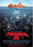 Piranha - New Zealand Movie Poster (xs thumbnail)