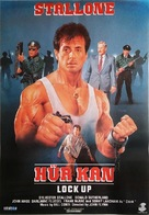 Lock Up - Turkish Movie Poster (xs thumbnail)