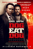 Dog Eat Dog - British Movie Poster (xs thumbnail)