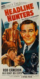 Headline Hunters - Movie Poster (xs thumbnail)