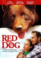 Red Dog - DVD cover (xs thumbnail)