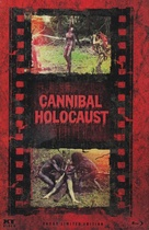Cannibal Holocaust - Austrian Blu-Ray movie cover (xs thumbnail)