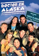 """Northern Exposure"" - Spanish DVD movie cover (xs thumbnail)"