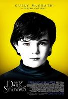 Dark Shadows - British Movie Poster (xs thumbnail)