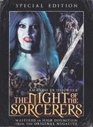 Noche de los brujos, La - DVD movie cover (xs thumbnail)