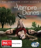"""The Vampire Diaries"" - Australian Blu-Ray movie cover (xs thumbnail)"