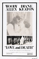 Love and Death - Theatrical poster (xs thumbnail)