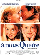 The Parent Trap - French Movie Poster (xs thumbnail)
