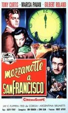 The Midnight Story - Italian Movie Poster (xs thumbnail)