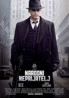 Public Enemies - Serbian Movie Poster (xs thumbnail)