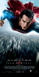 Man of Steel - Movie Poster (xs thumbnail)