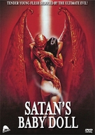 La bimba di Satana - DVD cover (xs thumbnail)