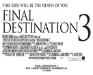 Final Destination 3 - Movie Poster (xs thumbnail)