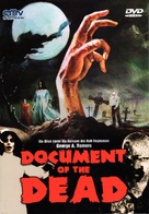 Document of the Dead - German DVD cover (xs thumbnail)
