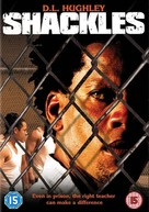 Shackles - British DVD cover (xs thumbnail)