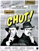 Chut! - French Movie Poster (xs thumbnail)