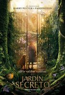 The Secret Garden - Spanish Movie Poster (xs thumbnail)