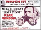 Rear Window - British Movie Poster (xs thumbnail)