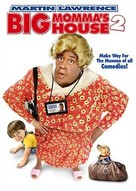 Big Momma's House 2 - DVD cover (xs thumbnail)