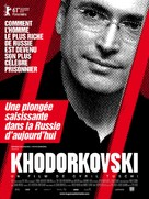 Khodorkovsky - French Theatrical poster (xs thumbnail)