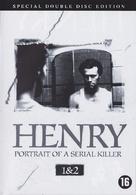 Henry: Portrait of a Serial Killer - Dutch DVD cover (xs thumbnail)