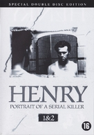Henry: Portrait of a Serial Killer - Dutch DVD movie cover (xs thumbnail)