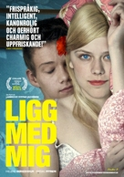 Få meg på, for faen - Swedish Movie Poster (xs thumbnail)