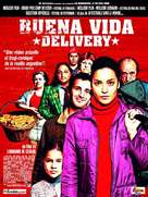 Buena vida delivery - French poster (xs thumbnail)