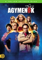 """The Big Bang Theory"" - Hungarian DVD cover (xs thumbnail)"