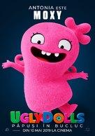 UglyDolls - Romanian Movie Poster (xs thumbnail)